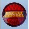 073-ΦΑΝΑΡΙ LED ΣΤΡΟΓΓΙΛΟ ΜΕ ΚΑΛΟΔΙΟ ΣΤΟΠ-ΠΟΡΕΙΑΣ-ΦΛΑΣ.